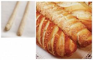 Baguette grande simples Massagelada